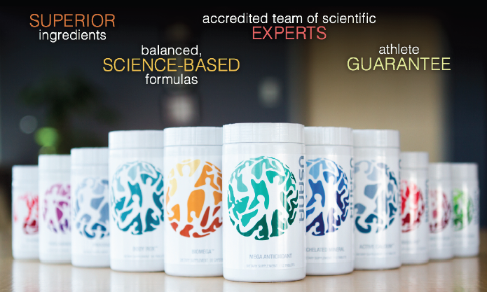 JC Project Freedom USANA NYSE USNA products